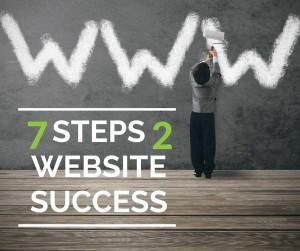 7 Steps to Web Design Success