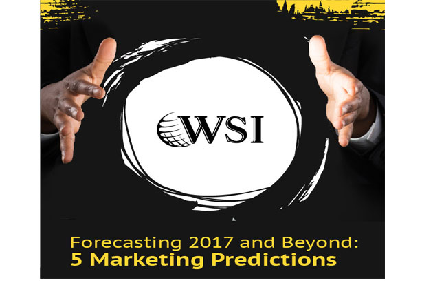 Forecasting The Future of Digital Marketing in 2017 and Beyond