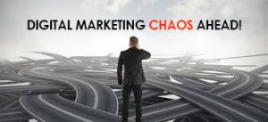Avoid Marketing Chaos With The Right Digital Marketing Mix