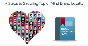 Learn the 5 Steps To Securing Brand Loyalty
