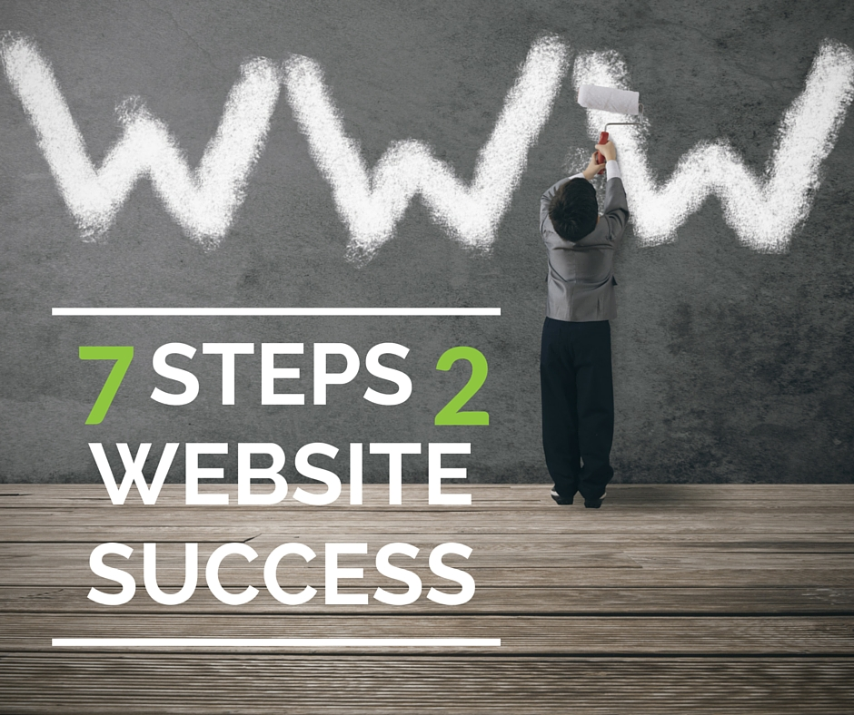Website Success in 7 Steps from your Web Design Experts in Ottawa
