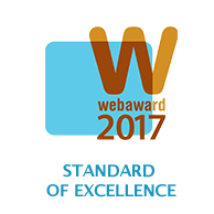 WSI eStrategies in Ottawa Awarded a Standard of Excellence Recognition from the Web Marketing Association's 2017 WebAwards