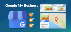 Image of Google my business to help in rankings
