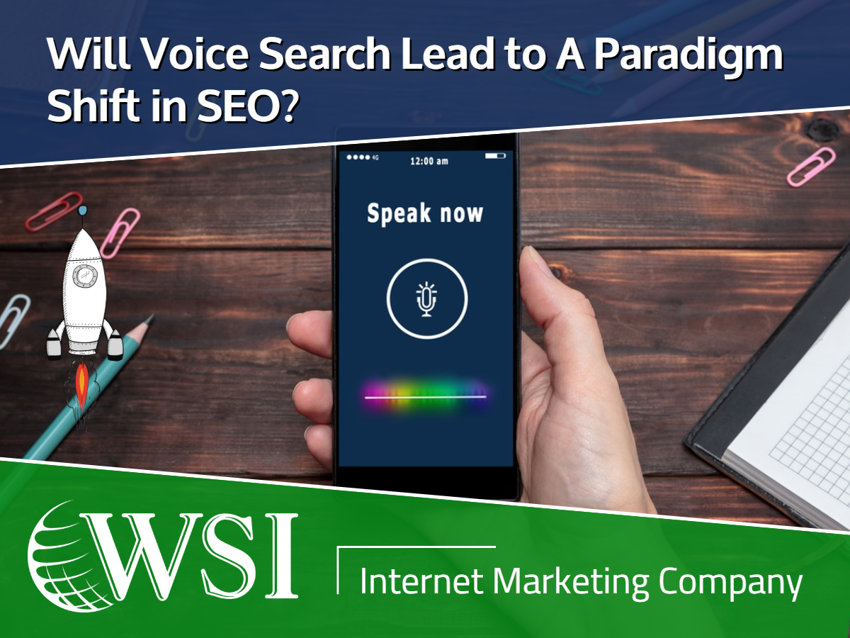 Voice Search – the New Game Changer in the SEO Landscape