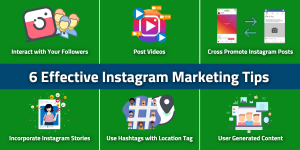 6 Effective Instagram Marketing Tips l WSI eStrategies