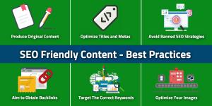 SEO Friendly Content - Best Practices | WSI Ottawa