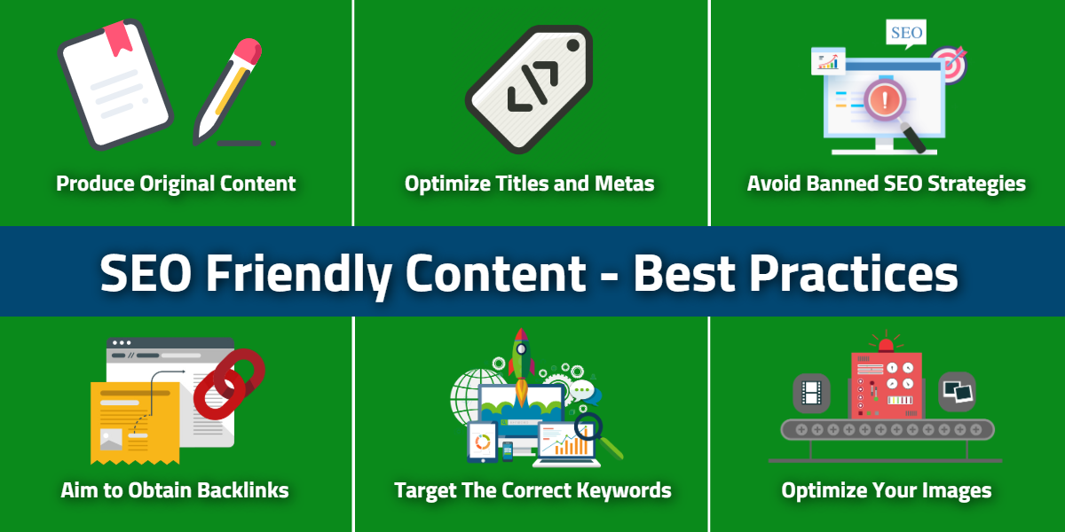 SEO Friendly Content - Best Practices | WSI Ottawa