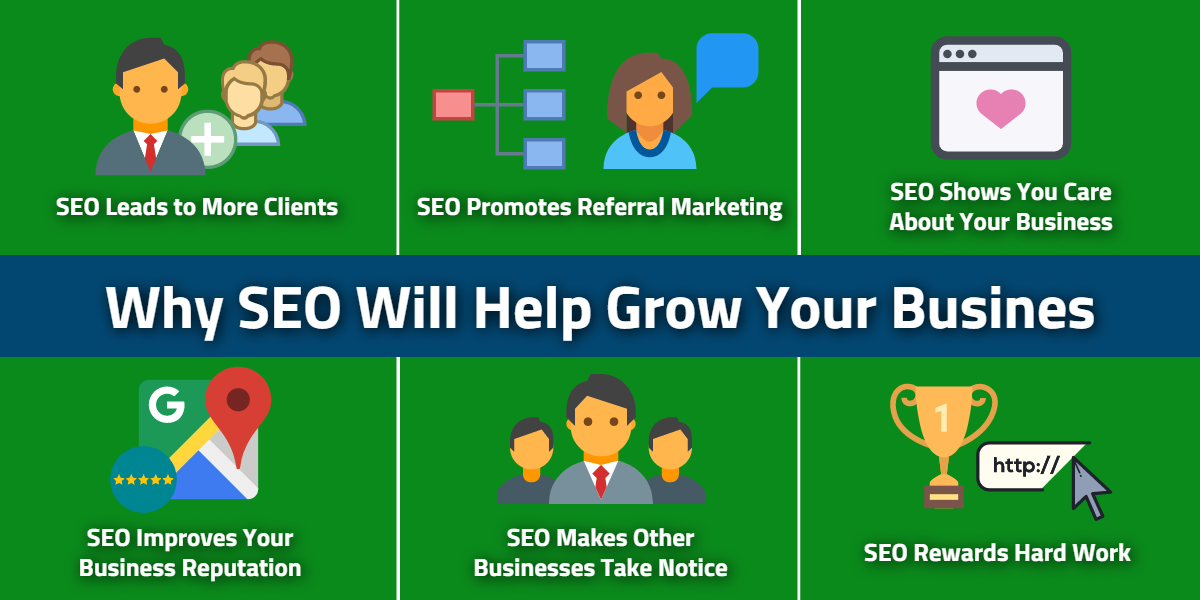 Why SEO Will Help Grow Your Business | WSI Ottawa