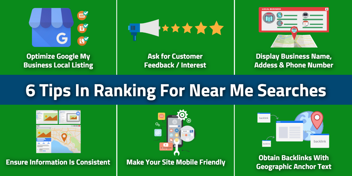 6 Tips In Ranking For Near Me Searches | WSI Ottawa
