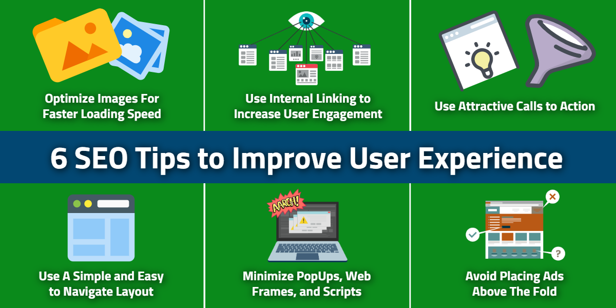 6 SEO Tips to Improve User Experience | WSI Ottawa