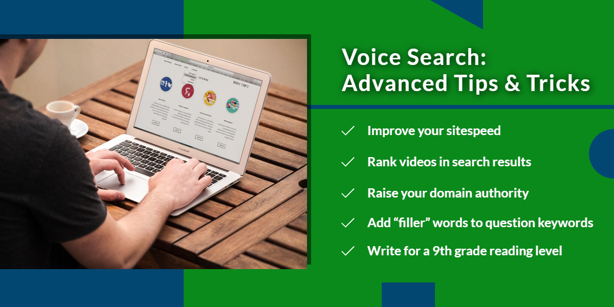 Voice Search: Advanced Tips & Tricks | WSIeStrategies