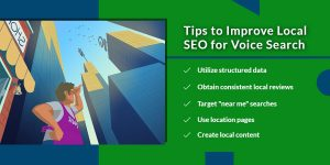 Tips to improve local SEO for voice search | WSIeStrategies]
