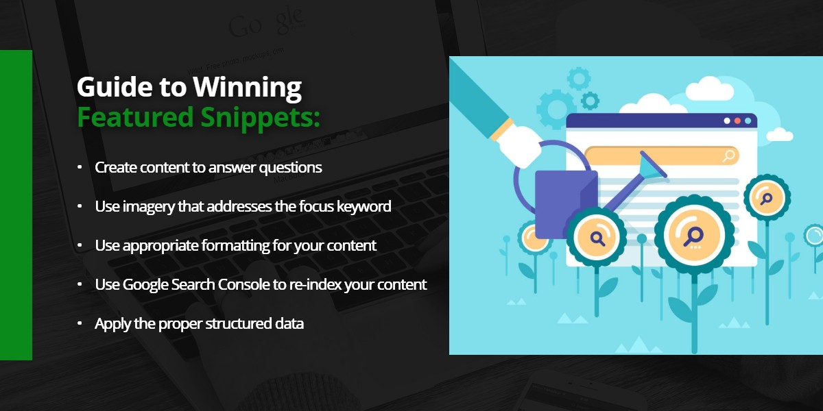Guide to Winning Featured Snippets | WSIeStrategies