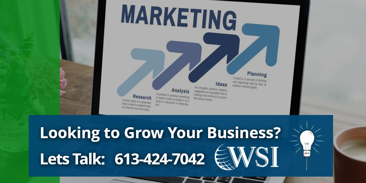 Looking to Grow Your Business? | WSIeStrategies