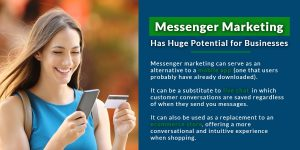 Messenger Marketing has huge potential for businesses | WSI Ottawa