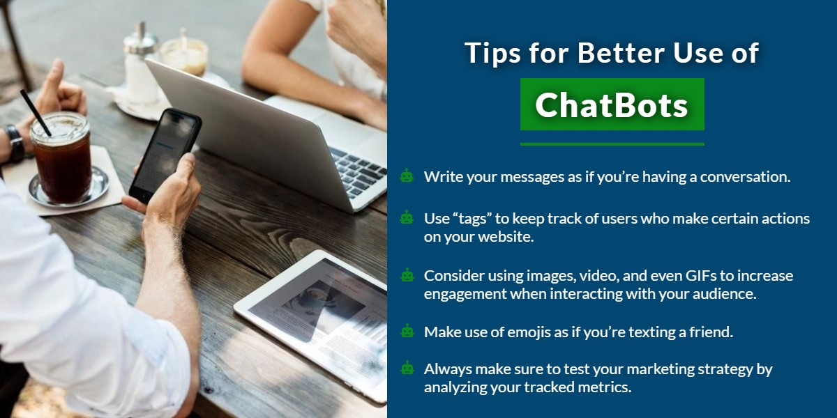 Tips for better use of ChatBots | WSI Ottawa