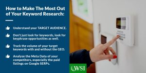 How to make the most out of your keyword research | WSI Ottawa