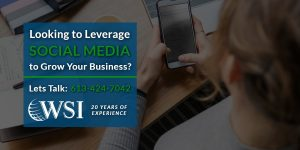 Looking to leverage Social Media to grow your business?   WSIeStrategies