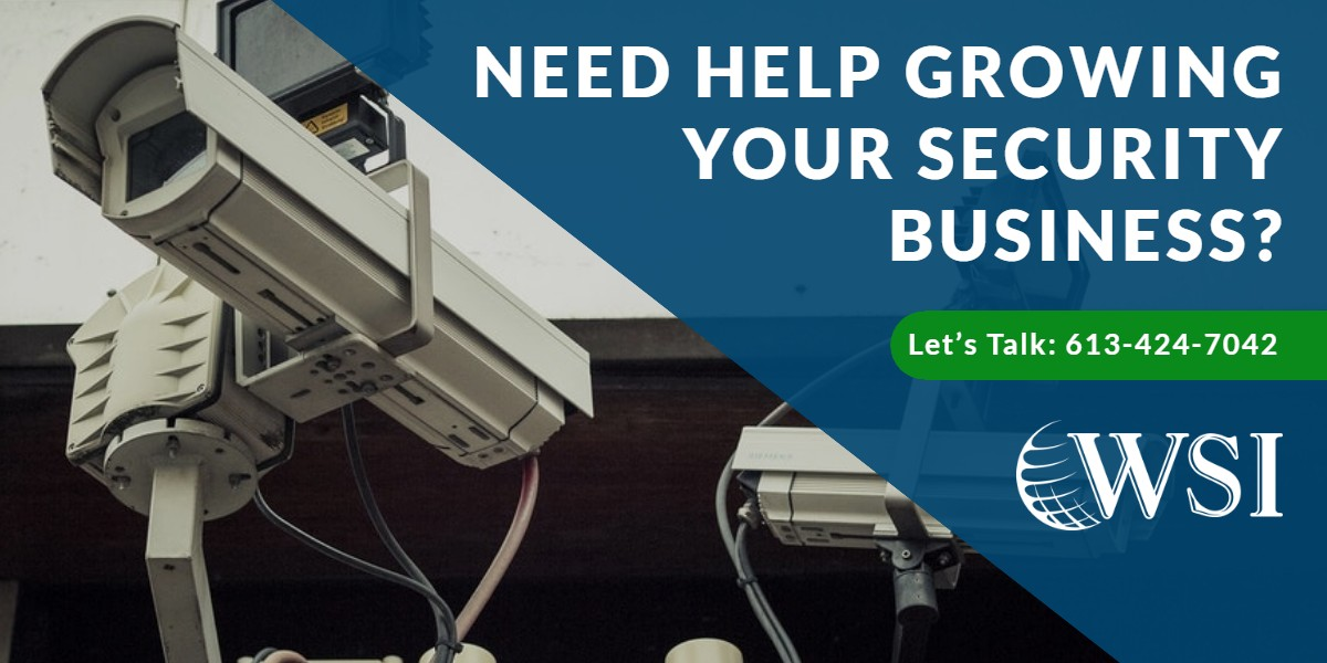 Need help growing your business? | lead generation tips for surveillance | WSI Ottawa