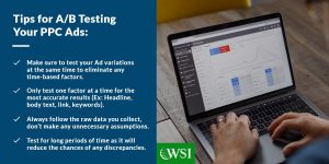 Tips for A/B testing your PPC Ads | WSI Ottawa