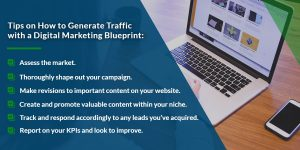 Tips on how to generate traffic with a digital marketing blueprint | WSIeStrategies