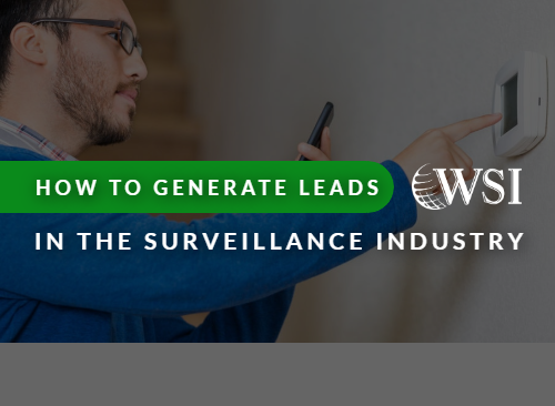 3 Money Making Online Lead Generation Strategies for the Security Alarm & Surveillance Industry