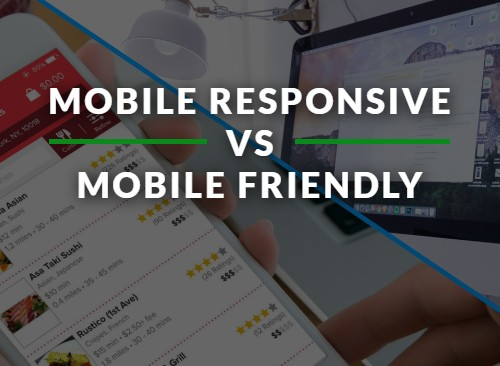 Mobile responsive vs mobile friendly - Featured image (2)