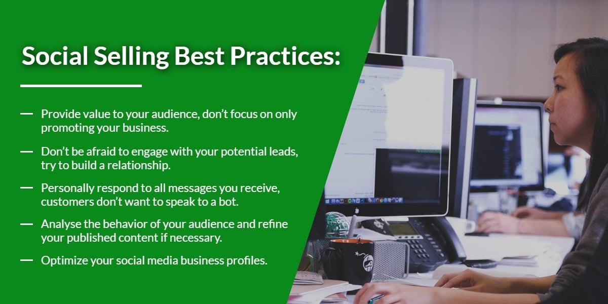Social Selling Best Practises | WSI Ottawa