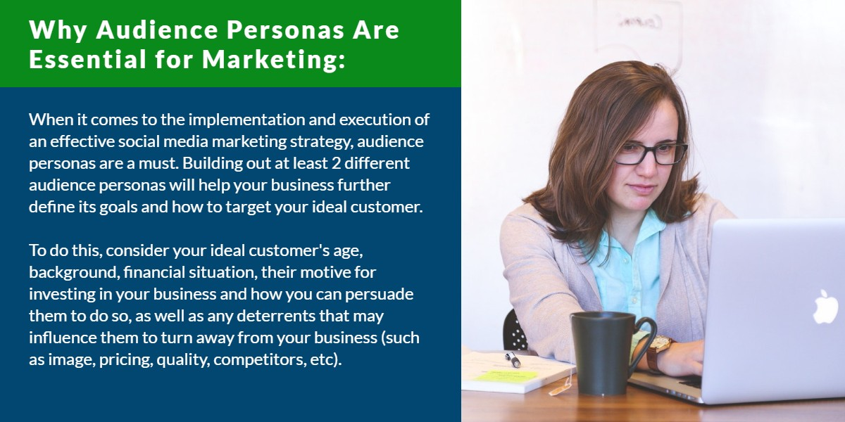 Why audience personas are essential for marketing | WSI Ottawa