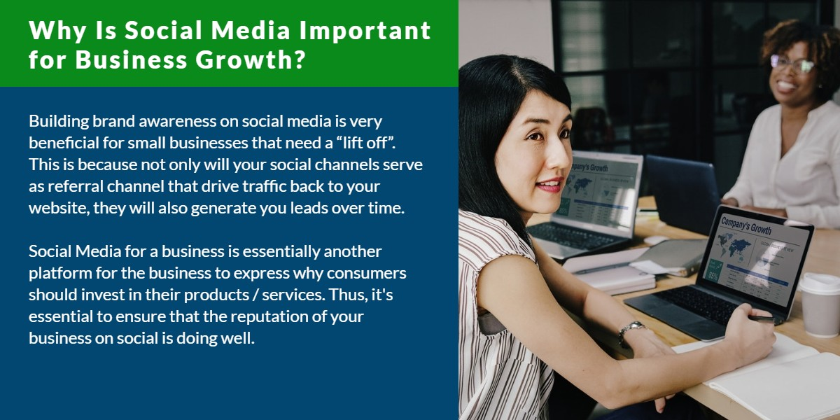 Why is social media important for business growth? | WSI Ottawa