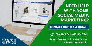 Need help with your social media marketing? | WSI Ottawa