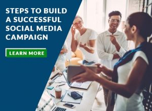 STEPS TO BUILD A SUCCESSFUL SOCIAL MEDIA CAMPAIGN - Featured Image
