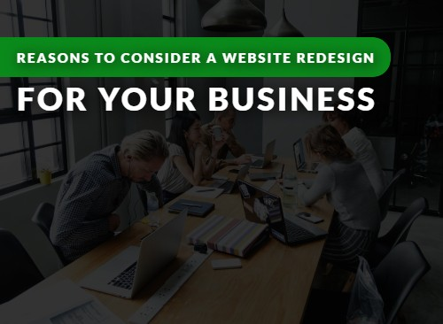 Is a Website Redesign in the Cards for Your Business?