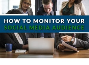 How to monitor your social media audience - Featured image