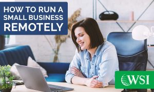 How to run a small business remotely