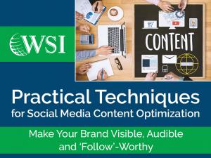 7 Practical Techniques for Social Media Content Optimization