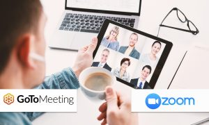 Zoom&Go to meeting