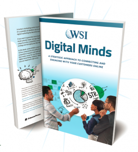 Pic of WSI 3rd edition book Digital Minds with Mark Jamieson as the author of chapter 9