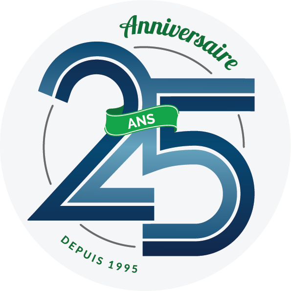 25 Years Anniversaries