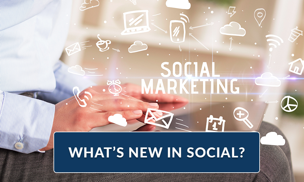 What's New in Social?