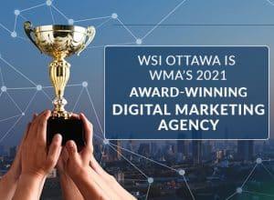 WSI Ottawa Wins 2021 WMA